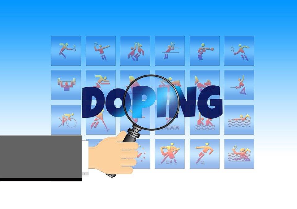control antidopaje en atletismo