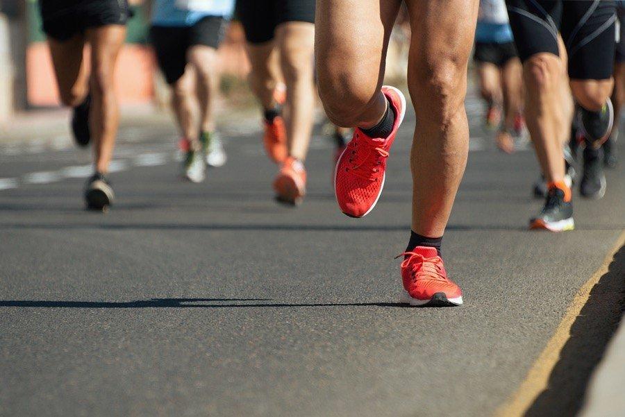 errores antes de una carrera de running