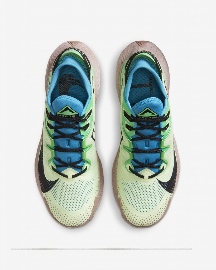 nike pegasus trail 2 upper