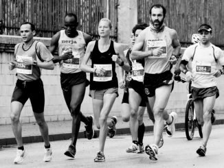 cual es el peso ideal para correr