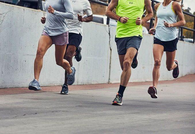 tipos de corredores en una carrera