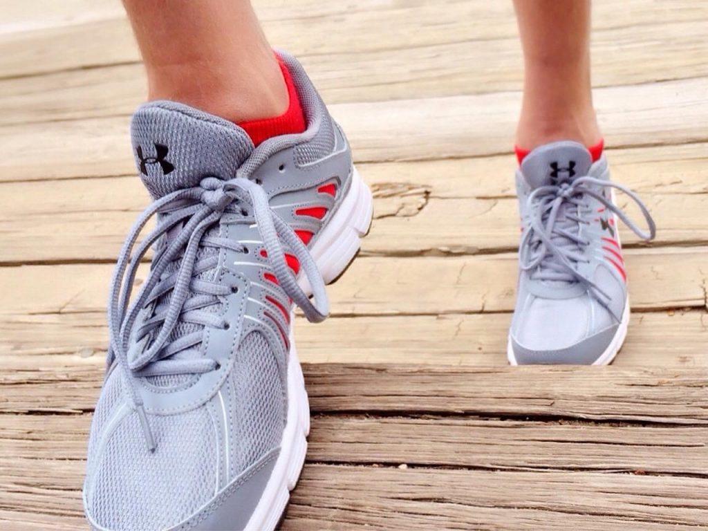zapatos para trotar