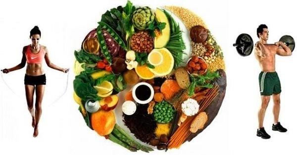 dieta y alimentación para atletas