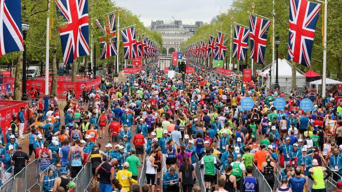 maratón de Londres 2020 elites