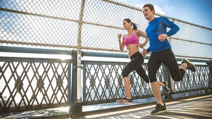 técnica correcta para correr