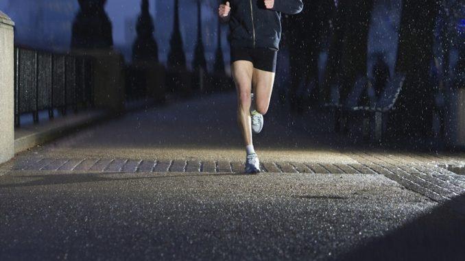 consejos para correr de noche