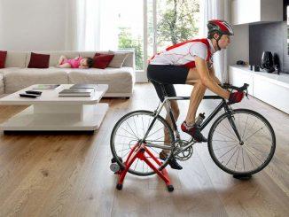 complementar running con ciclismo en casa